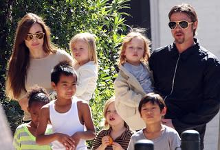 love spells Brad Pitt